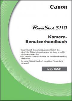 PowerShot S110 Benutzerhandbuch