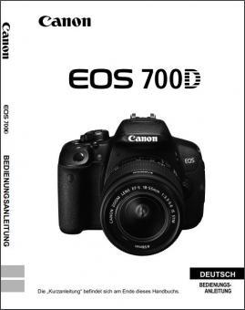 EOS 700D Benutzerhandbuch