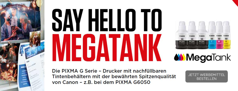 Say Hello zu MegaTank